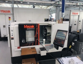 Mazak QT 250 MA Smooth G